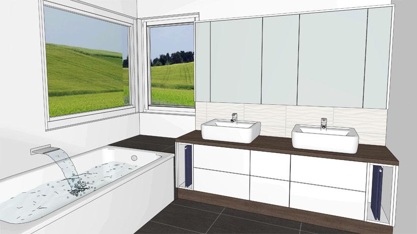 Küche und Bad | Hoyng Möbeltischlerei und Innenausbau ...
